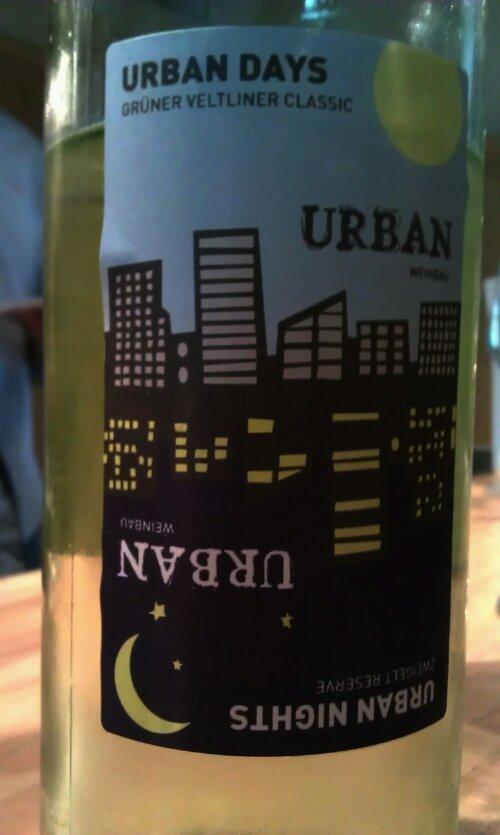 Urban Days oder, umgekehrt, Urban Nights