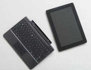 Asus Transformer: eine Einheit aus Tablet und Tastatur