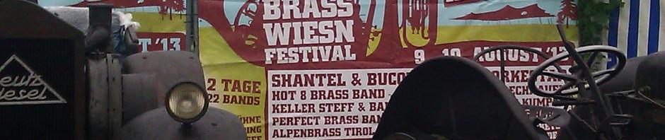 Brass Wiesn