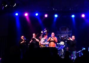 Perfect Brass Band aus Köln