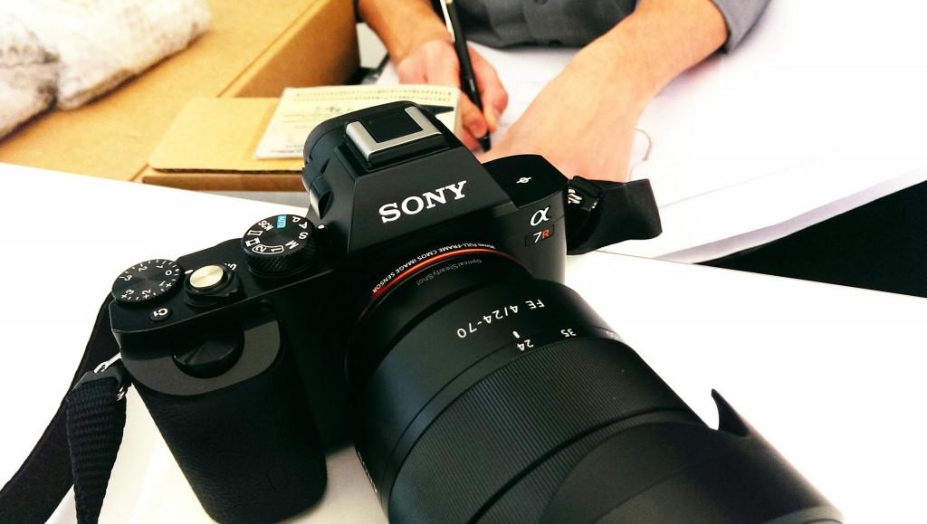 Kamera digital, Ausleihen manuell