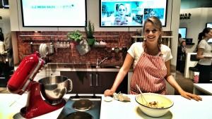 Schauküche bei Gruner und Jahr