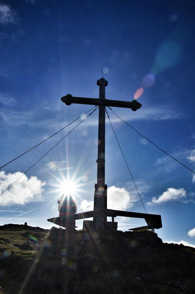 Gipfelkreuz Hirschberg