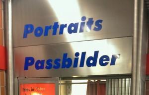 Automat im Münchner U-Bahnhof
