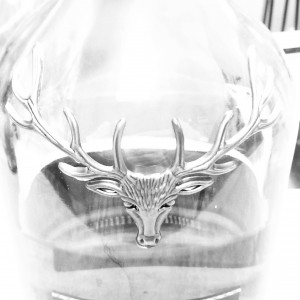 Der Hirsch - 15 Jahre alter Dalmore Whisky