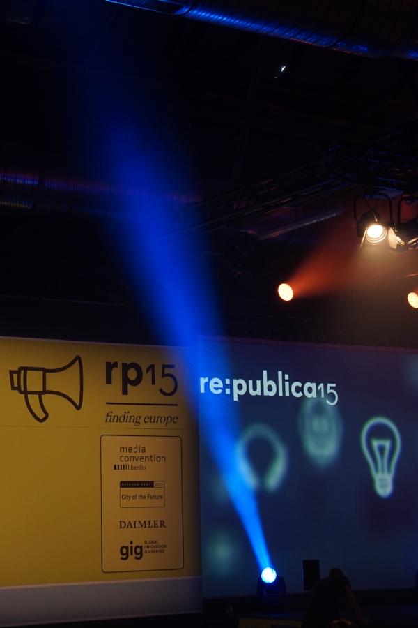 Was von der 9. re:publica bleibt...