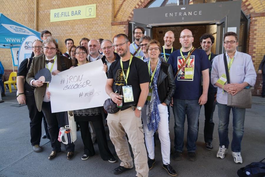 Treffpunkt für Geeks und Nerds aus aller Welt: hier eine Auswahl der Ironblogger