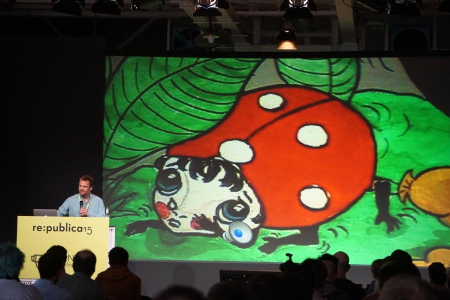 Titel: Karl der Käfer, Thema: Internet der Dinge