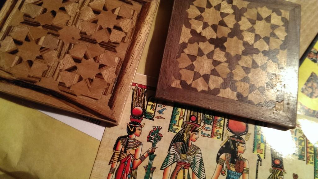 """Das Dankeschön von """"Deiner Korrespondentin"""" aus Kairo"""