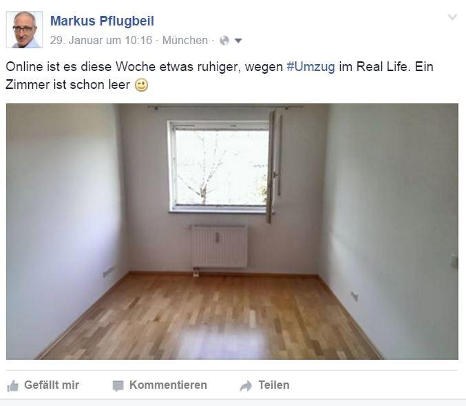 Eiin Umzugsbild von mir auf Facebook