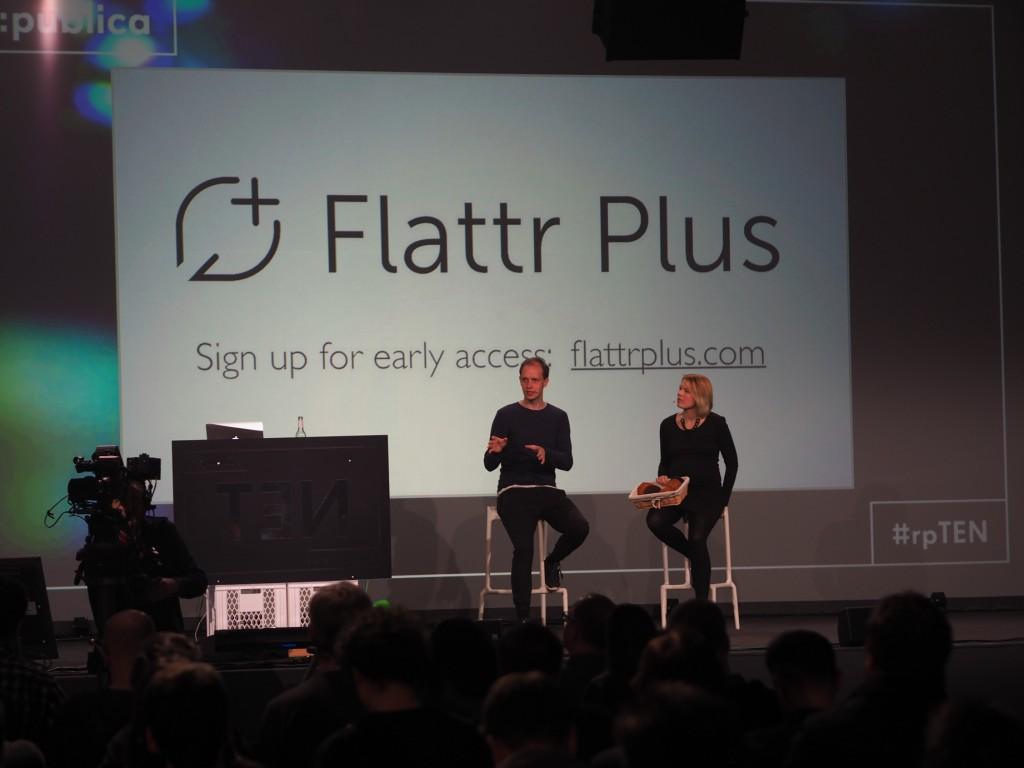 Flattr Plus, eine Kombination aus dem nicht so erfolgreichen Bezahldienst und Adblock Plus. Ob das was wird?