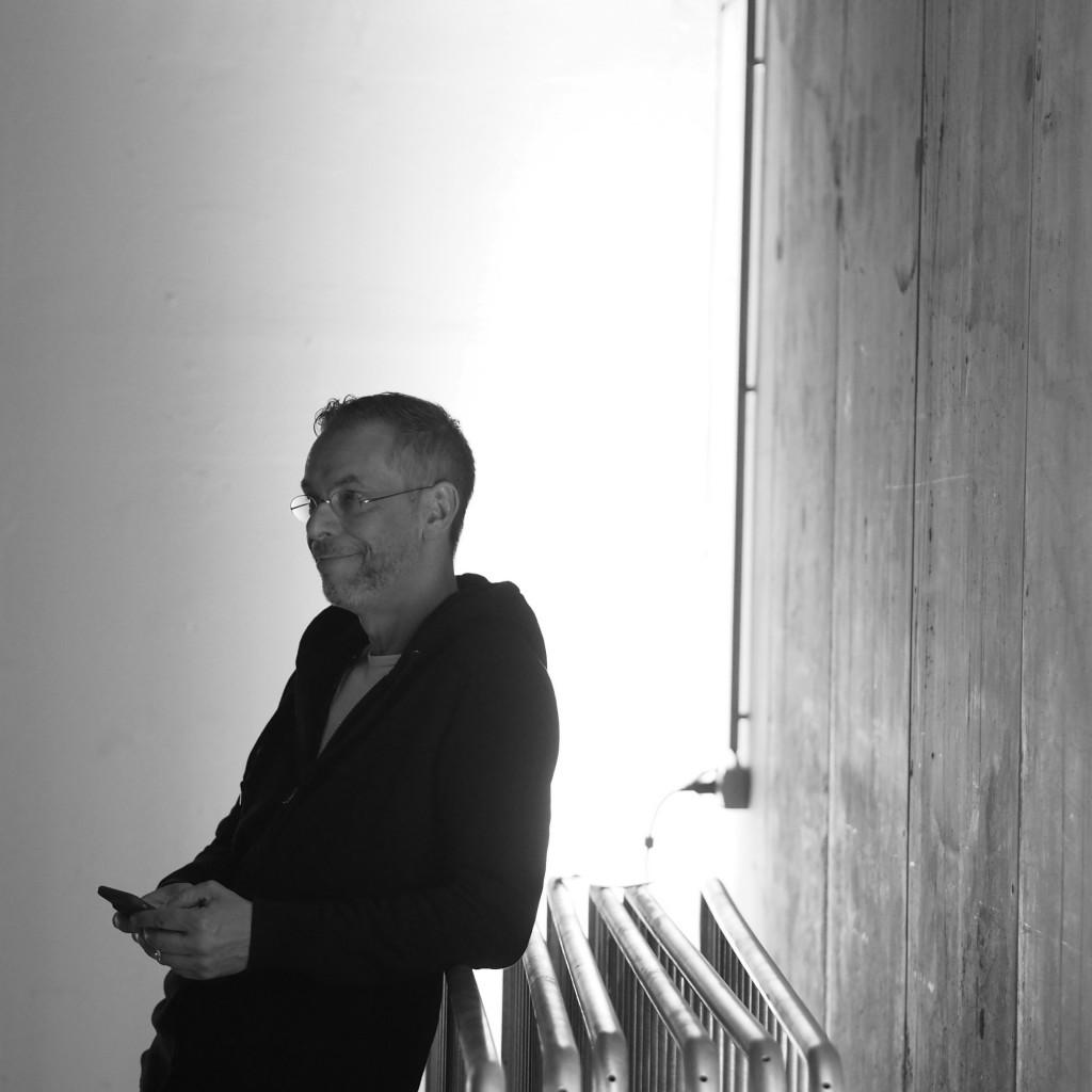 Danke Johnny, bis nächstes Jahr. Johnny  Häusler, einer der Initiatoren und Veranstalter der re:publica.