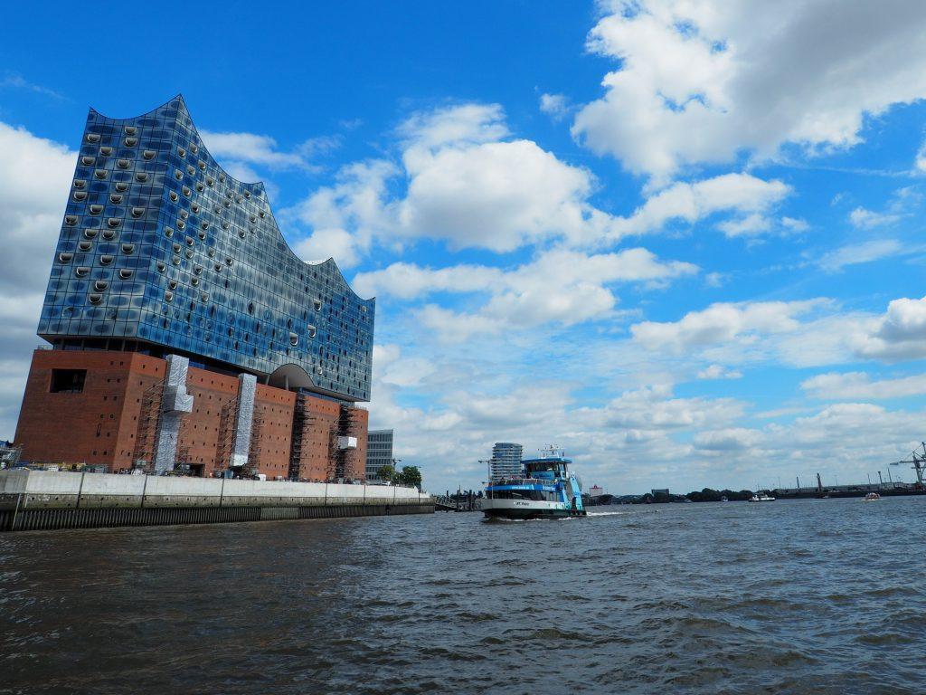 Elbphilharmonie: Darf nicht fehlen: das neue Wahrzeichen Hamburgs. Der Hingucker ist sein Geld definitiv wert.