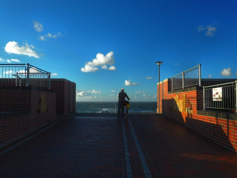 Baltrum, Ostfriesland, Nordsee