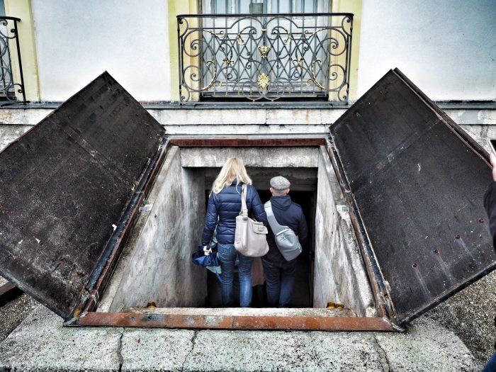Schloss Schleißheim, Lustwandeln