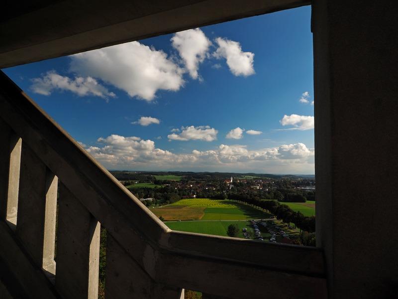 Ebersberg, Aussichtsturm