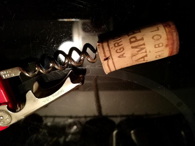 12 Jahre alt und kein Fehler am Korken: Rotwein aus der südlcihen Toskana