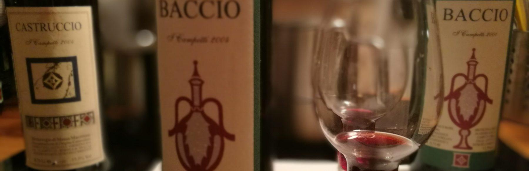 Rotweine Toskana
