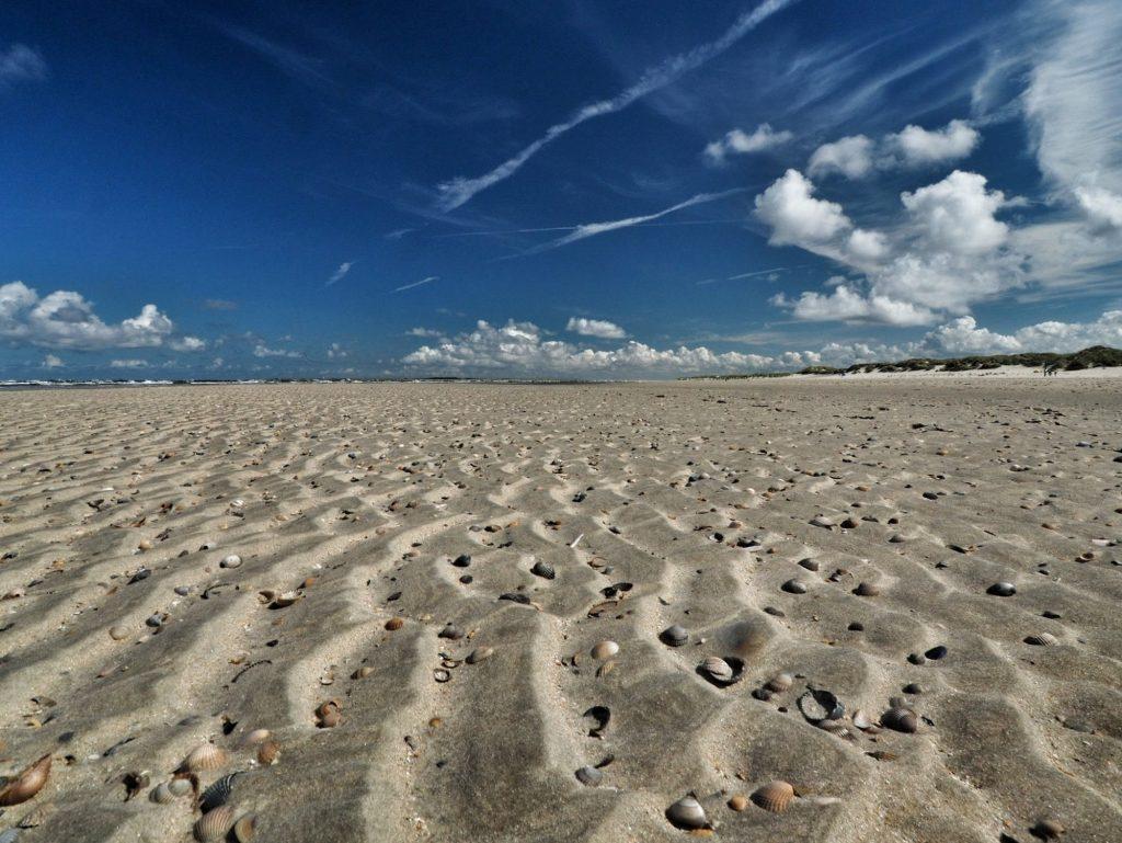 Baltrum Nordsee Wattenmeer Strand