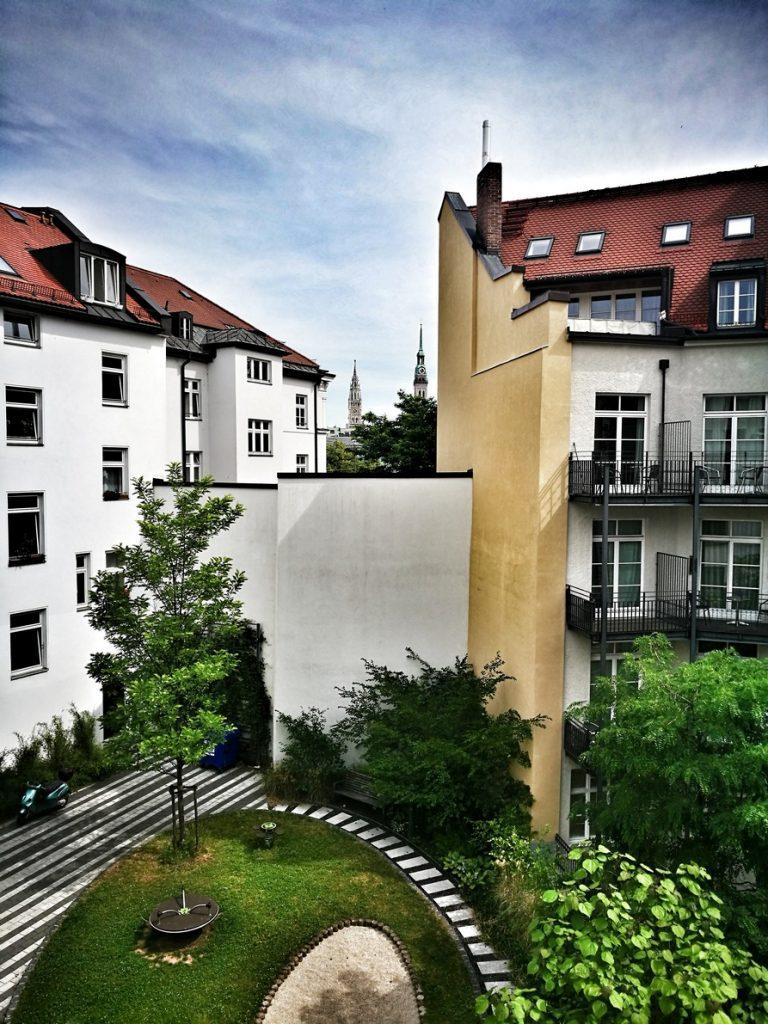 München, Blick