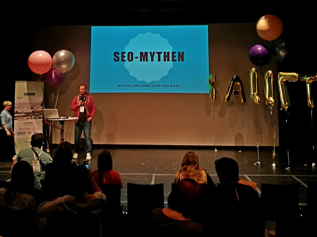 Salt and the City: SEO-Mythen entzaubert