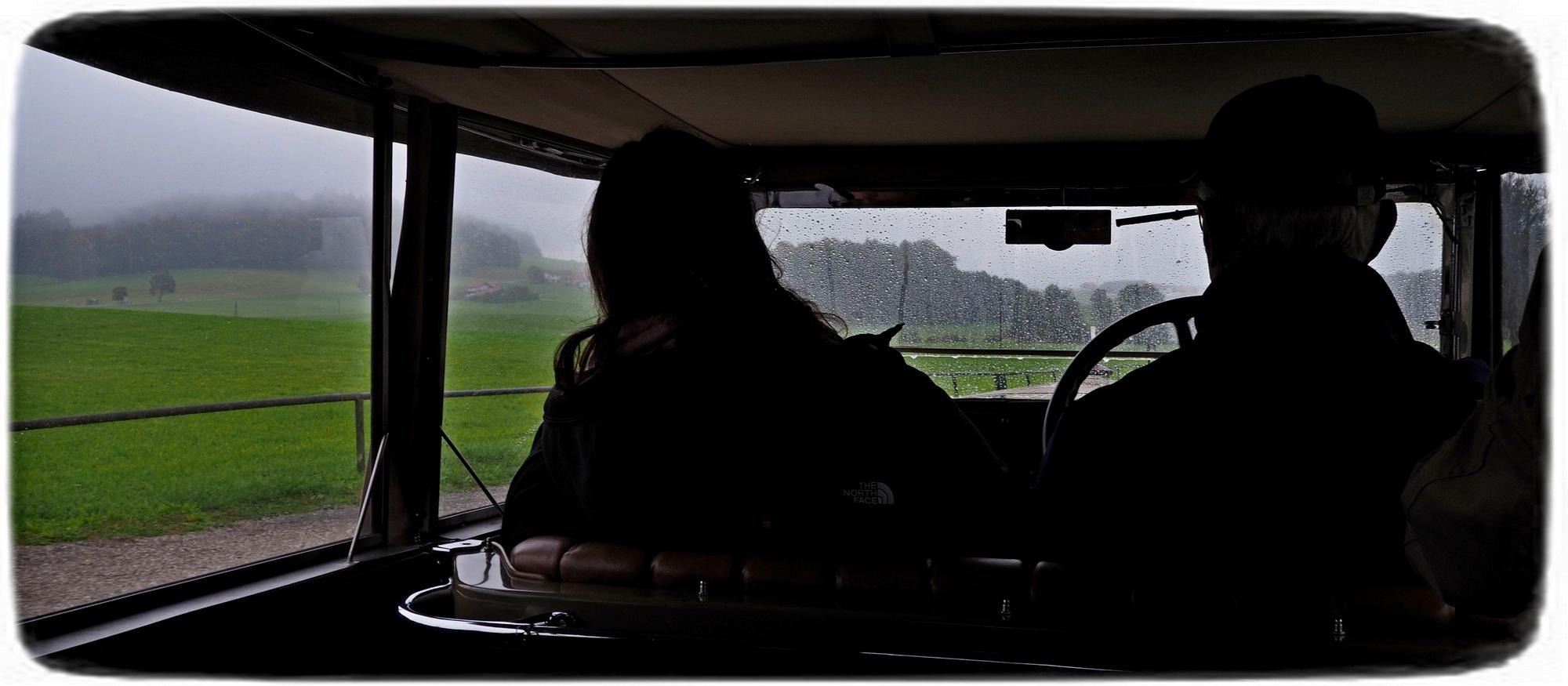 Salzburger Land unterwegs mit dem Oldtimer