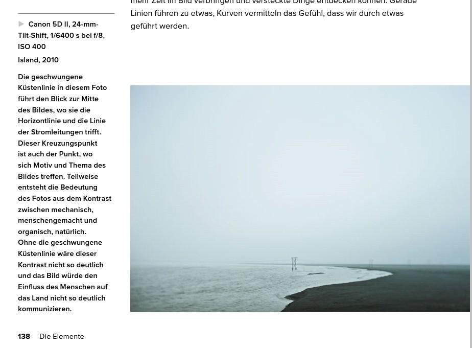 Sehen und Gestalten,David duChemin. dpunkt.verlag, Heidelberg, 2014