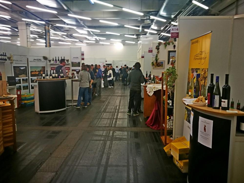 Weinmesse München Forum Vini