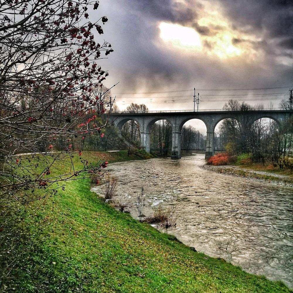 Traunstein, Viadukt
