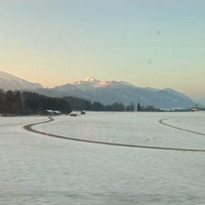 Berge im Chiemgau