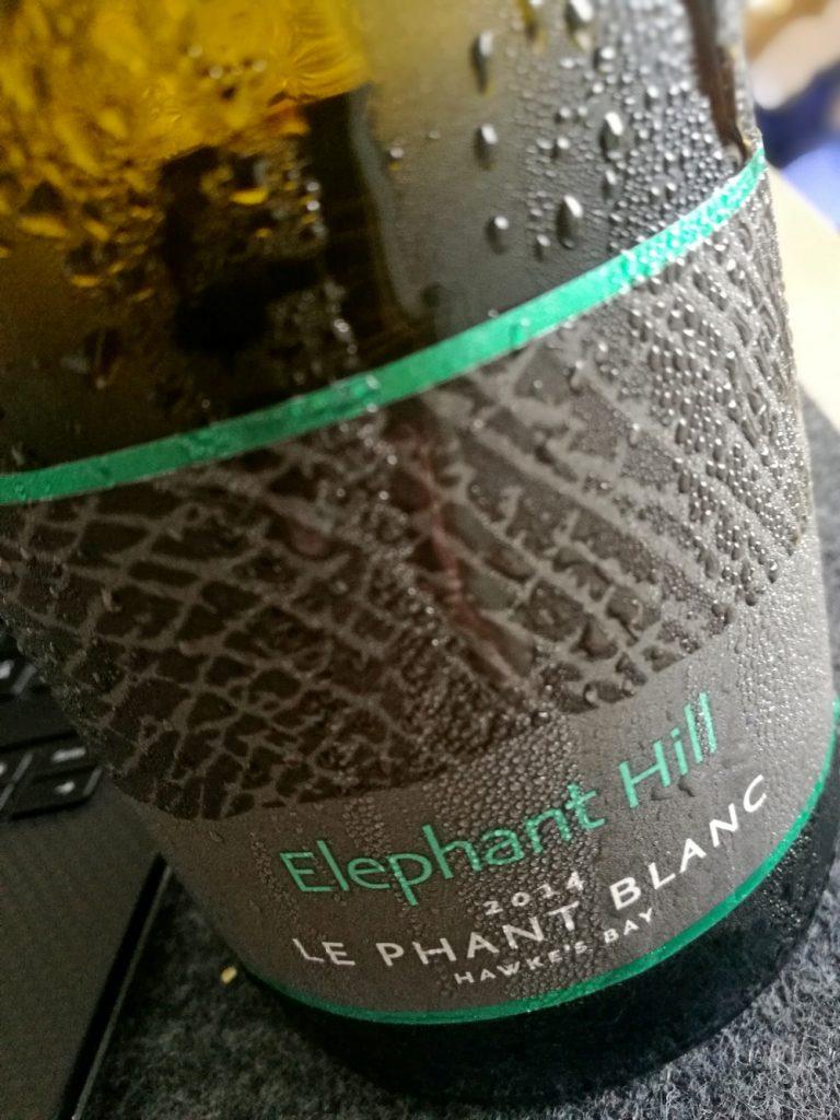 Weißwein aus Neuseeland von Elephant Hill