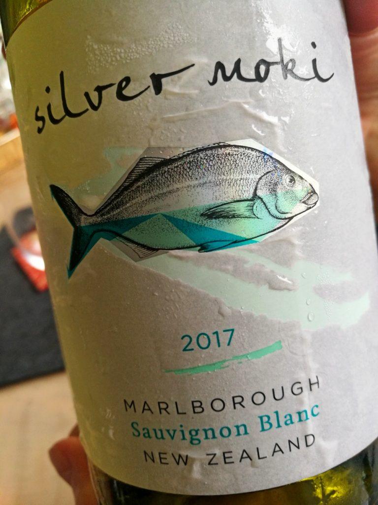 Neuseelandwein Sauvignon-Blanc Silver Moki